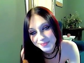 Goth Teen Webcam Emo Goth Teen Teen Webcam Webcam Teen