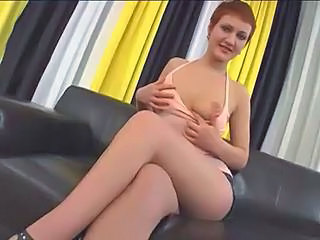 Casting  Redhead Milf Anal Anal Casting Creampie Anal Milf Ass