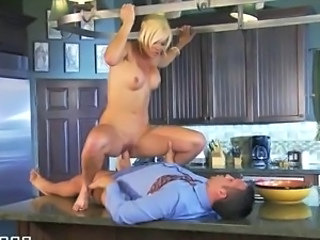 Blonde Hardcore Kitchen  Riding Wife Wife Milf Wife Riding
