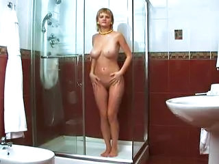 Babe Natural Showers Shower Tits Shower Babe