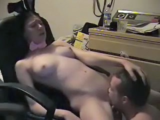 Girlfriend Licking Webcam
