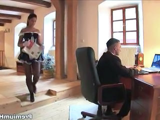 Babe Maid Stockings Uniform Stockings