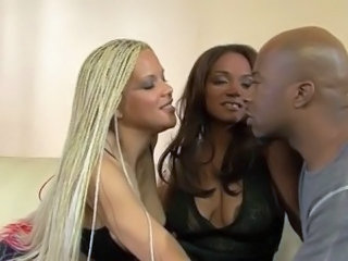 Ebony  Threesome Milf Threesome FFM Threesome Milf