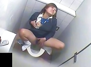 Asian Masturbating Toilet Voyeur Toilet Asian