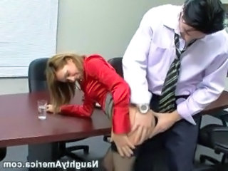 Clothed Hardcore  Office Pornstar Secretary Milf Office Office Milf