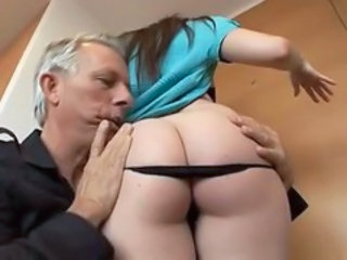 Ass Daddy Old and Young Son