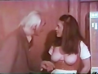 Daddy Old and Young  Teen Vintage Daddy Old And Young Maid Ass