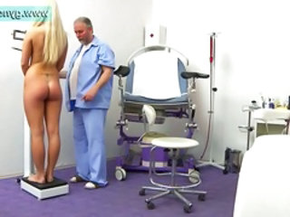 Daddy Doctor Old and Young Doctor Teen Nipples Teen Bus + Teen