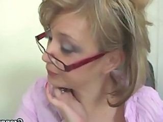 Glasses Mature Mature Ass Glasses Mature Boss