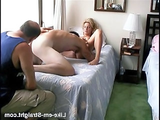 Cash Licking  Threesome Milf Threesome Threesome Milf