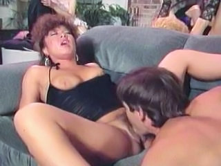 Licking  Vintage Orgy Ass Licking Milf Ass