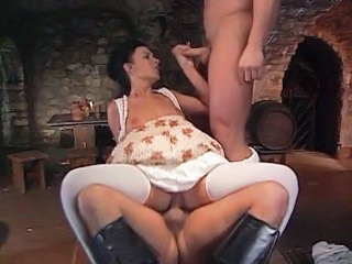 Double Penetration  Riding Stockings Threesome Vintage Asian Teen Teen Asian African