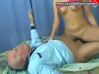 Daddy Old and Young Riding Teen Teen Daddy Cute Teen Grandpa Riding Teen Daddy Old And Young Dad Teen Teen Cute Teen Riding