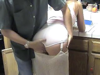 Ass Fisting HiddenCam Kitchen Panty Kitchen Sex