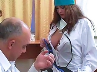 Daddy Natural Nurse Old and Young Teen Uniform Teen Daddy Daddy Old And Young Nurse Young Dad Teen