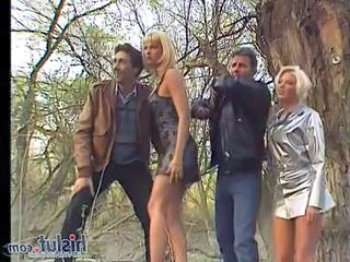 Groupsex Outdoor Vintage Outdoor