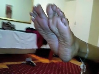 Feet Fetish Mature Footjob Foot Indian Mature