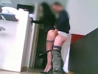 Amateur Clothed Doggystyle Amateur
