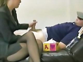 Cumshot Handjob Secretary Stockings Cumshot Ass Stockings Handjob Cumshot Boss