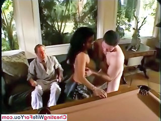 Brazilian Cuckold Latina Wife