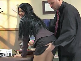 Doggystyle  Office Secretary Son Milf Office Office Milf