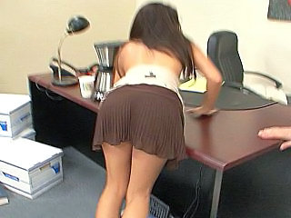 Ass Office Secretary Teen Teen Ass Office Teen