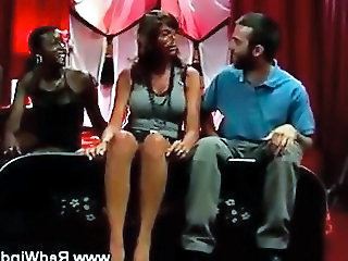 Cash Ebony Threesome Vintage Prostitute African