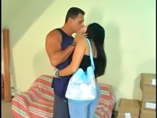 Kissing Latina  Latina Milf