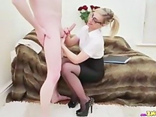 Glasses Handjob Office Secretary Blowjob Babe Cfnm Handjob Cfnm Blowjob Beautiful Ass Beautiful Blowjob Babe Ass Office Babe