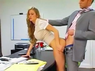 Amazing Clothed Doggystyle Hardcore   Office Secretary Doggy Busty Hardcore Busty Milf Office Office Milf Office Busty