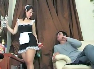 Maid Russian Teen Uniform Maid + Teen Russian Teen Teen Russian
