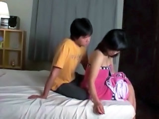 Asian Japanese  Mom Old and Young Stepmom