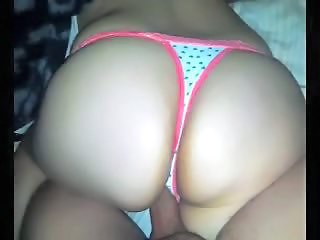 Amateur Ass Doggystyle Homemade Panty Doggy Ass Thong Amateur