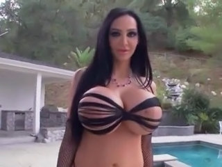 Big Tits Outdoor Pool Pornstar Silicone Tits Big Tits Outdoor