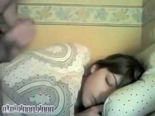 Facial Sleeping Teen Sleeping Teen Teen Facial