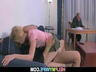 Riding Threesome Wife Wife Riding