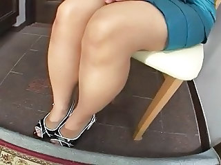Asian Bondage Japanese Legs