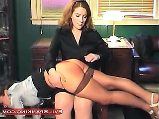 Spanking Teacher Punish Teacher Teen