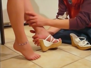 Babysitter Feet Fetish