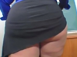 Ass Skirt Teacher