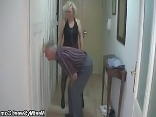 Granny Man Older Older Man Caught Caught Mom
