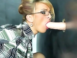 Glasses Gloryhole Toy Toy Ass