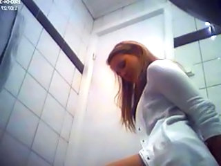HiddenCam Toilet Voyeur Teen Ass Hidden Toilet Toilet Teen Hidden Teen