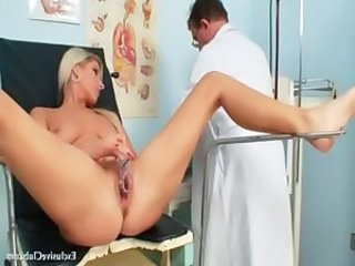 Doctor European Teen Gyno Doctor Teen Vagina European