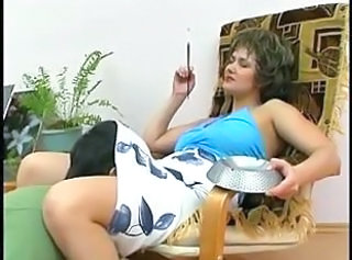 Mature Russian Smoking Russian Mature
