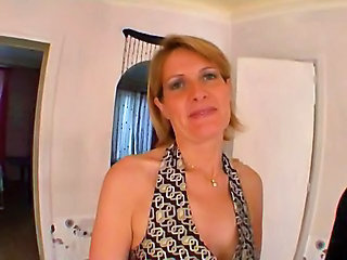 European French Mature  French Mature Orgy European French