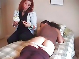 Insertion Daughter Insertion Enema Mother