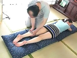 Feet Fetish Legs Massage