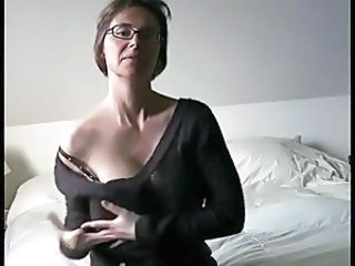 Glasses  Webcam Milf Ass Toy Ass Webcam Toy