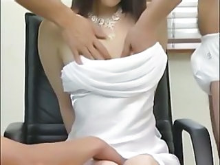 Asian Slave Forced